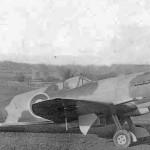 Supermarine Spitfire Mk 21 LA215