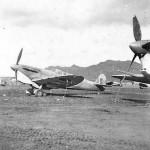 Supermarine Spitfire Mk Vb EP835 on Airfield Italy