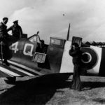 Spitfire VCS-7 ground personnel