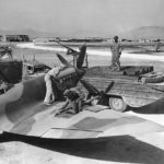 DUKW brings gas to refuel Spitfire. Pilot Robert Rahn, 309th FS, 31st Fighter Group at Sicily 1943