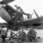 Spitfire 610 squadron