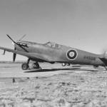 photo reconnaissance Supermarine Spitfire X4555