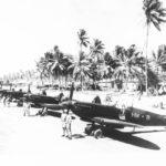 Spitfire Mk VIII 136sqn Cocos Islands