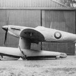 Spitfire Mk V W3760 Float plane