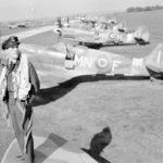 Spitfire Mk XIV 350 at Lympne
