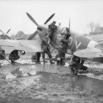 Spitfire XVIe RR255 9N Y 127sqn Grimbergen 44 2