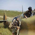 Spitfire Mk Vb ER622 of No 40 Squadron SAAF, Gabes