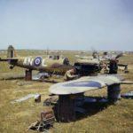 Spitfire Mk Vc JG726 AN-L of No. 417 Squadron RCAF, Gabes April 1943