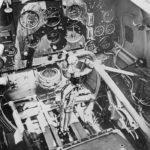 Spitfire Mk II cockpit