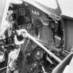 Spitfire Mk IIa cockpit 2