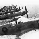 Spitfires Mk I of No. 19 Squadron RAF at Duxford May 1939