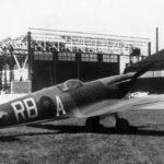Spitfire Mk I K9806 RB-A of No. 66 Squadron RAF