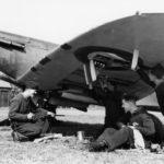 Spitfire Mk I at Biggin Hill September 1940