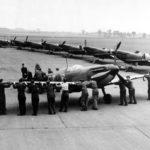 Spitfire Mk I of No 65 Squadron RAF at Hornchurch Summer 1939