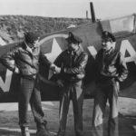 American Spitfire Mk V of the 4th FG