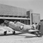 Spitfire Mk V of the 4th FS, 52nd FG, Maison Blanche 1943