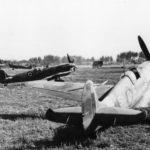 Spitfire Mk Vb SN-U of No. 243 Squadron RAF