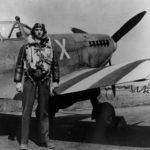 Spitfire of the VCS-7 led by Lieutenant Commander William Denton, 6 June 1944