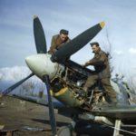 Spitfire IX of No 241 Squadron Italy