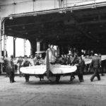 Spitfire Mk V aboard USS Wasp, 1942 2