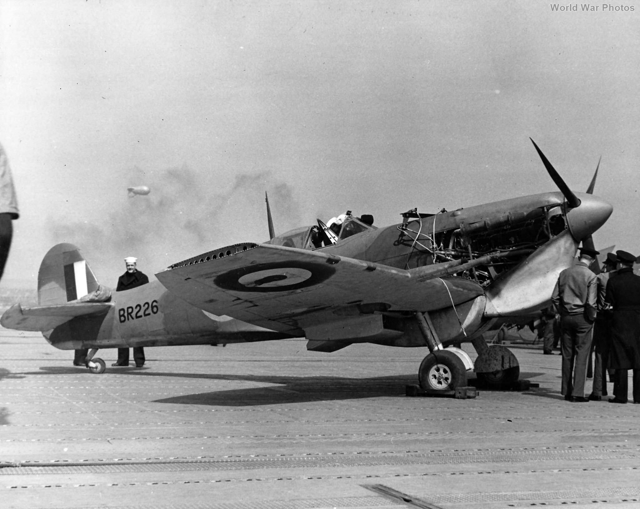 Spitfire BR226 Wasp 1942