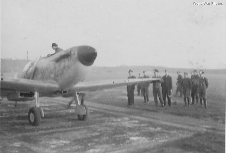 German Supermarine Spitfire Mk I 2