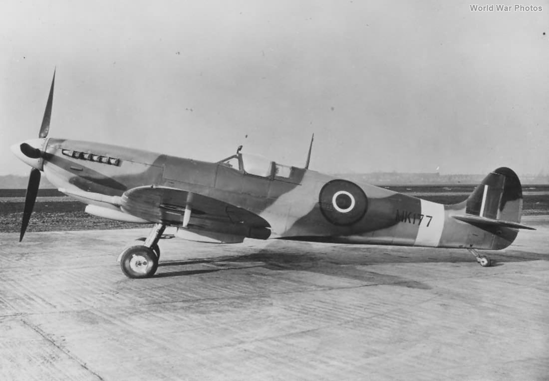 Supermarine Spitfire IX MK177 Castle Bromwich