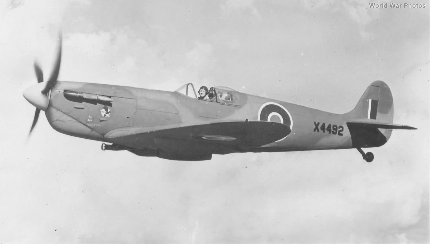 Spitfire PR Mk IV