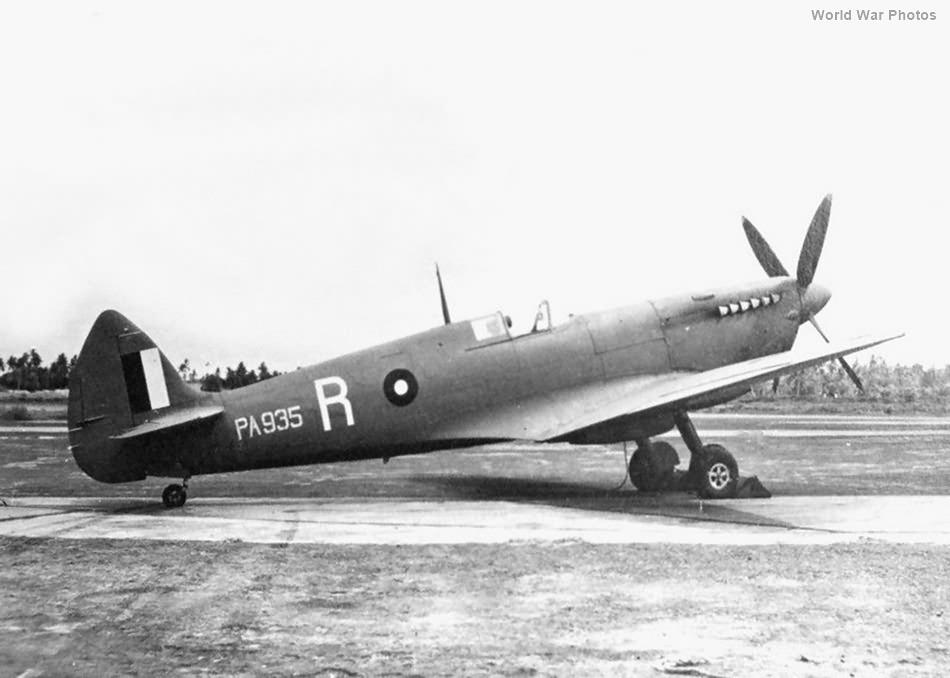 Spitfire PR XI PA935