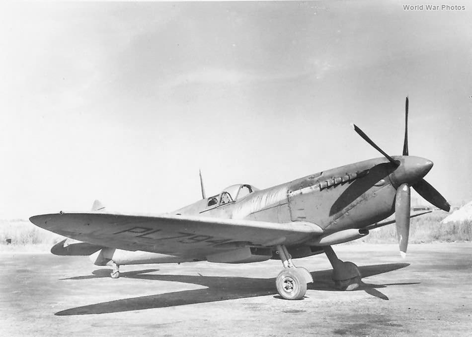 Spitfire PR XI PL794
