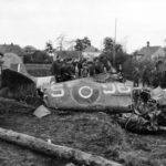 Spitfire NH151 Wreck in Nijmegen 29swp44