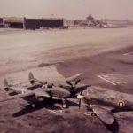 Spitfire Va P-38F Burbank