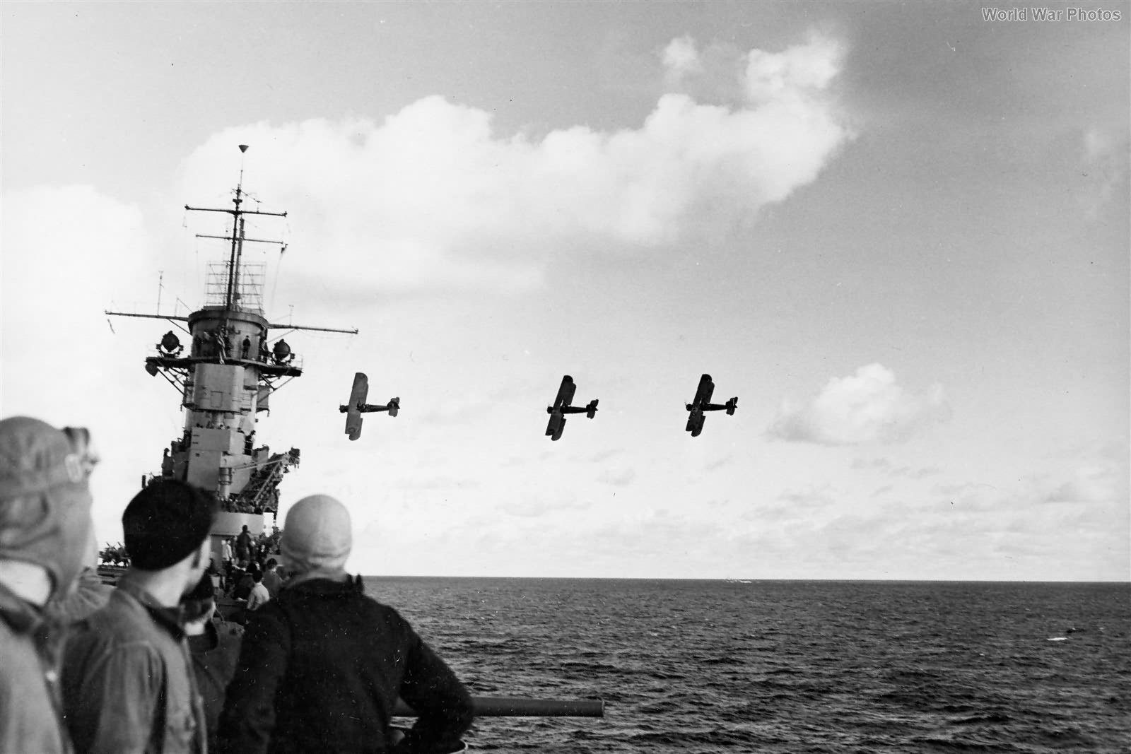 Swordfish Buzz USS Wasp 1942