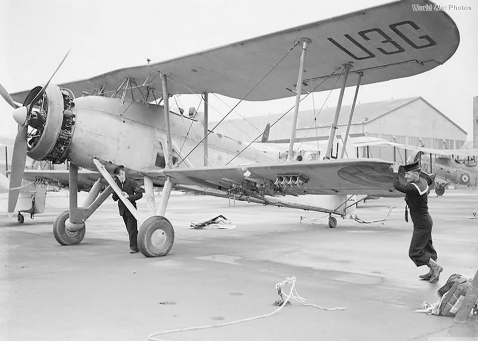 Fairey Swordfish U3G