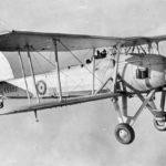 Swordfish Mk I K5933 in flight