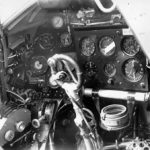 Tornado P5224 closeup of cockpit March 1941