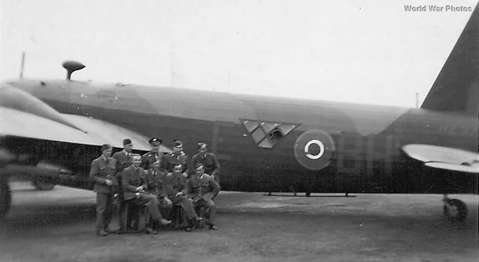 300 Polish Squadron Vickers Wellington