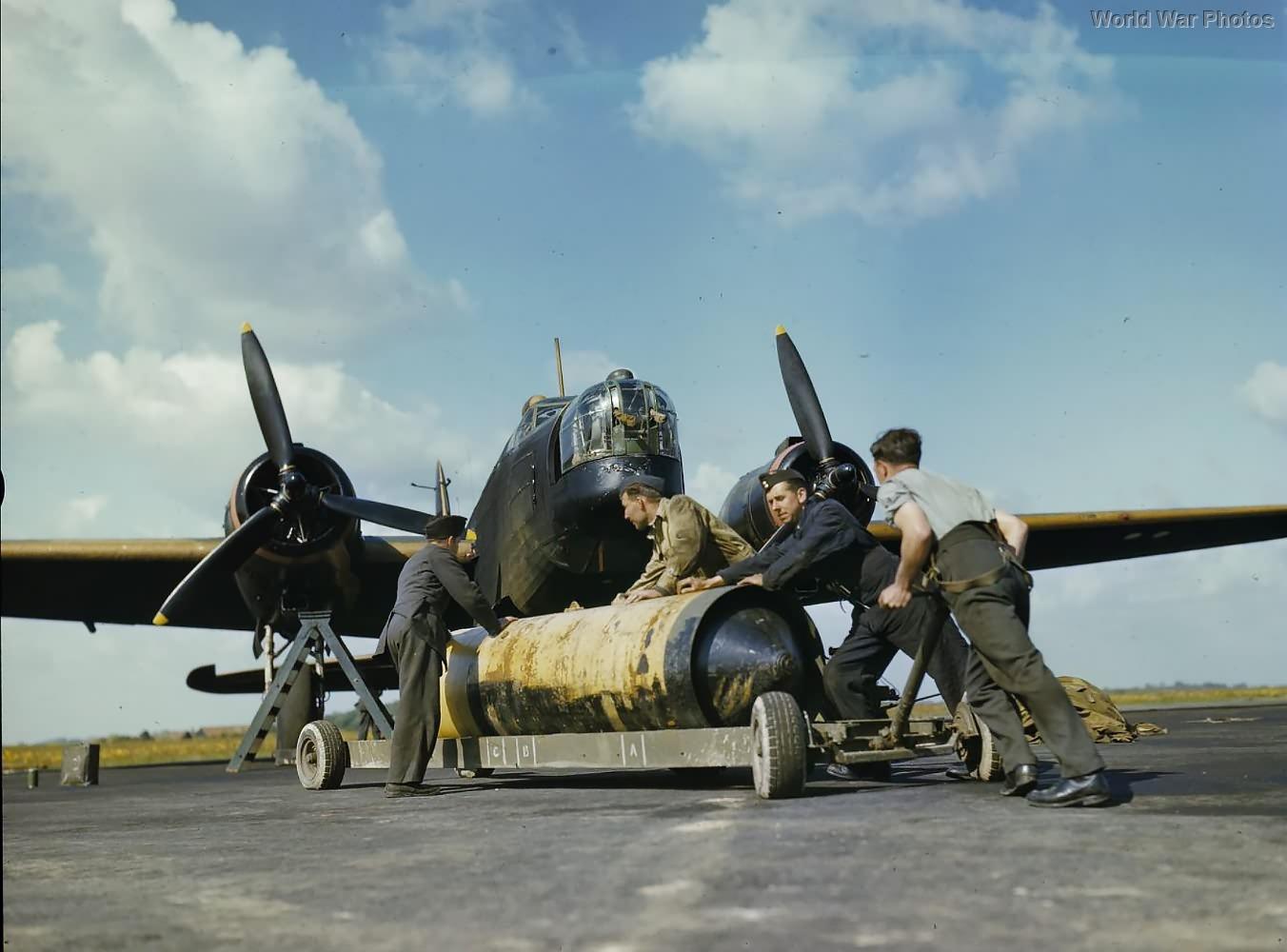 Vickers Wellington of No. 419 Squadron RAF