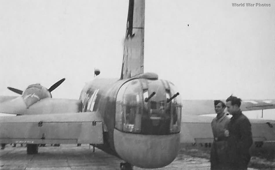 Polish Wellington Mk IV Z1277 GR-Z Eeklo 1941 4