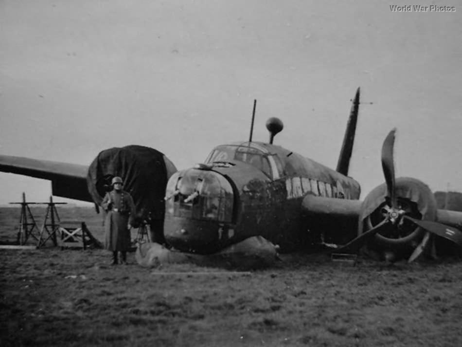 Vickers Wellington KX-E L7788