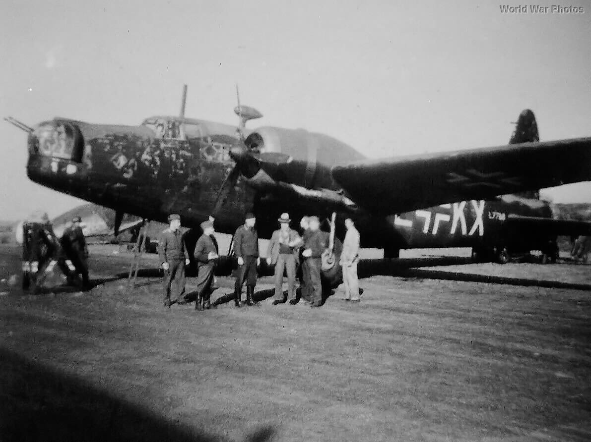 Vickers Wellington KX-E L7788 3
