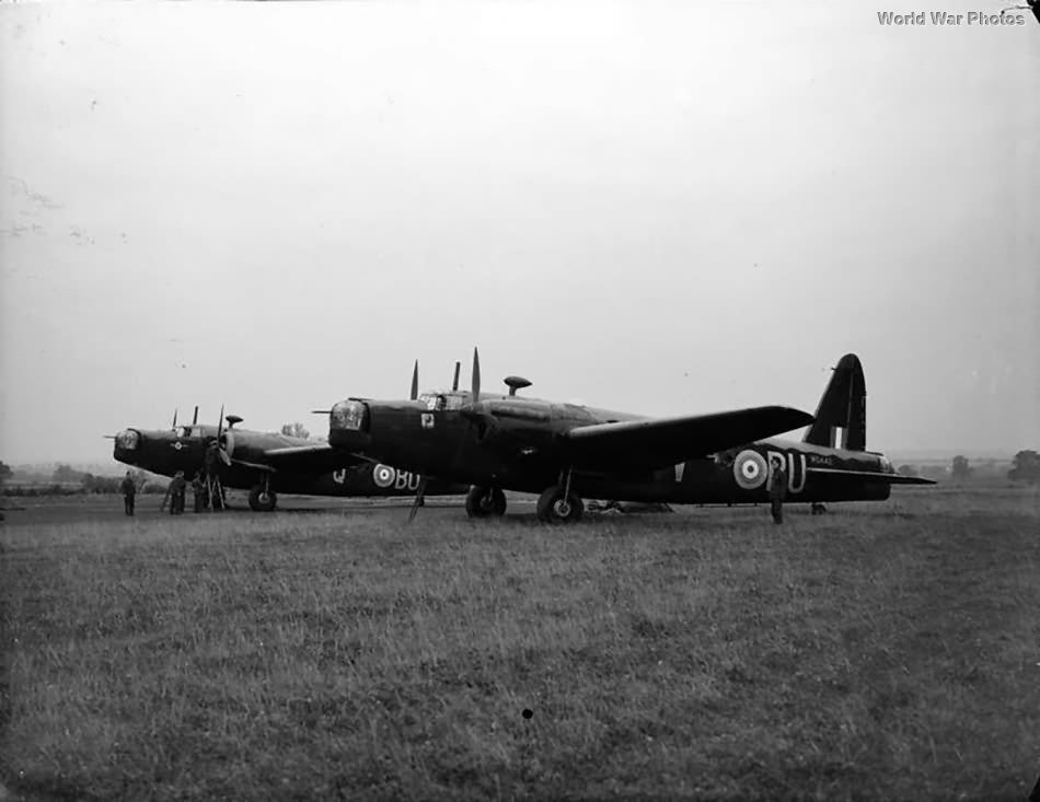 Wellington Mk II BU-V