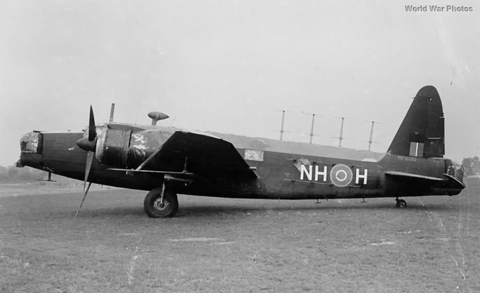Vickers Wellington GR Mk XIII MF639 415 Sqn with ASV Radar