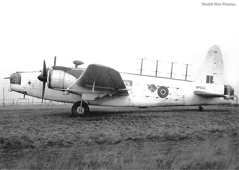 Wellington Mk XIII MP502