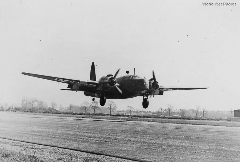 Vickers Wellington Mk X RP547