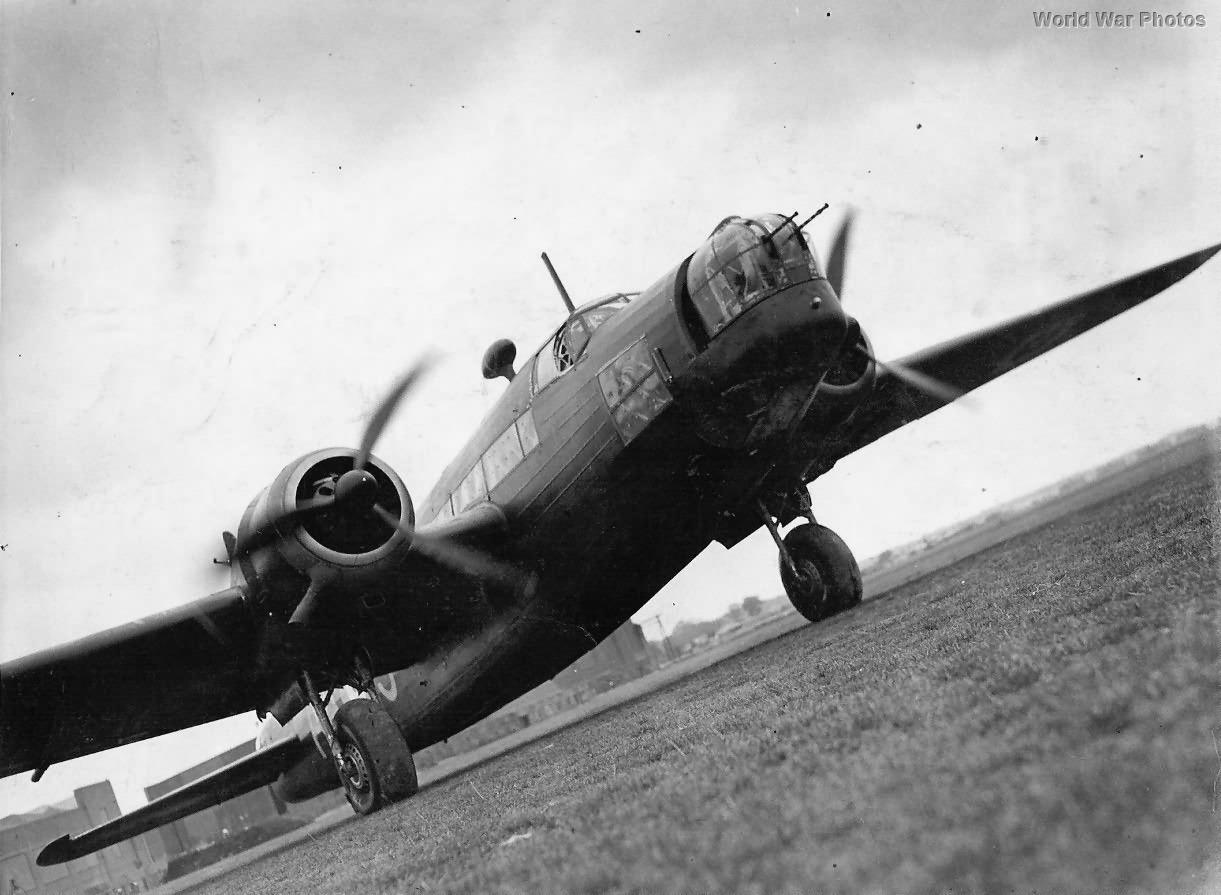 Vickers Wellington NZ 1940