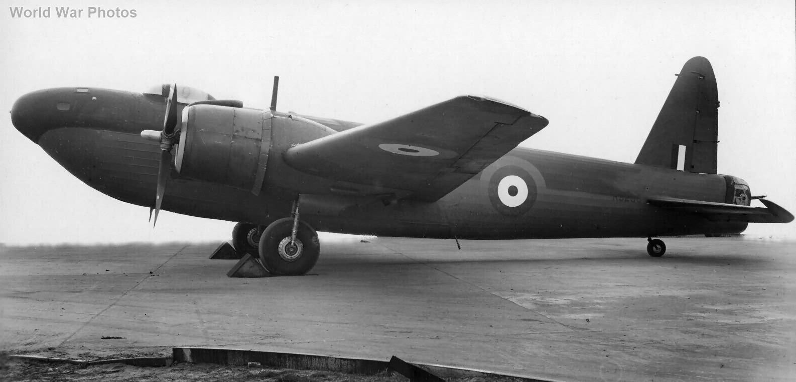 Vickers Wellington V R3298