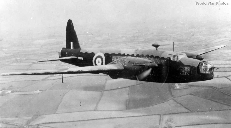 Wellington Mk II W5379