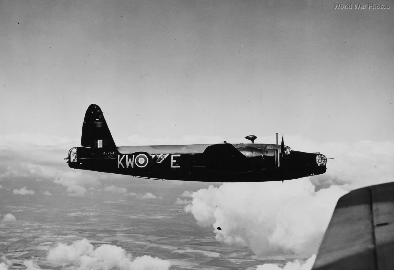 Wellington Mk III X3763 KW-E