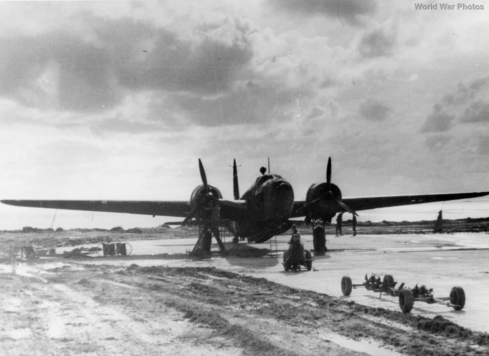 Wellington Mk X Coastal Command of No. 304 Polish Bomber Squadron August 1943